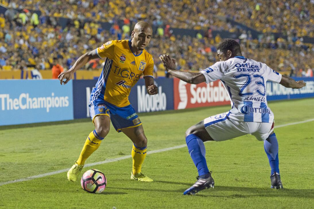 Triste empate de Tigres en casa contra Pachuca en ida de la final de 'Co...