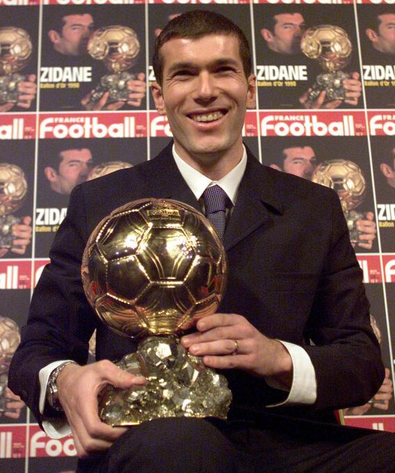 Enhorabuena, Míster Merengue Zinedine Zidane GettyImages-503574616.jpg