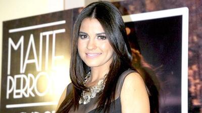 La actriz comenzará a grabar su nueva telenovela en febrero.