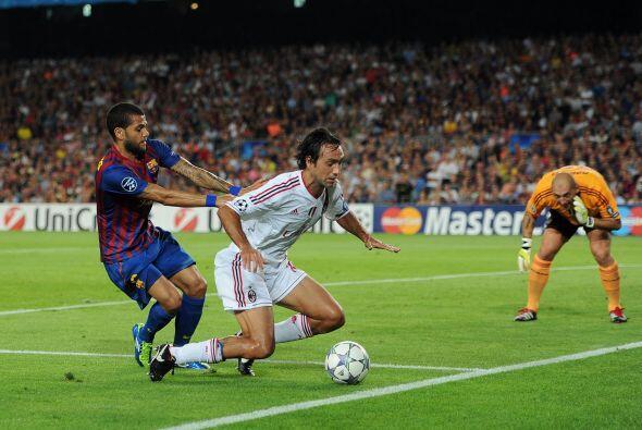 El Barcelona pudo ampliar la diferencia. Tuvo varias oportunidades y fue...