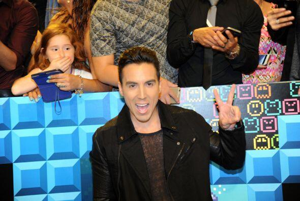 DJ Marcos Casassa prendió a todos durante la entrega de Premios J...