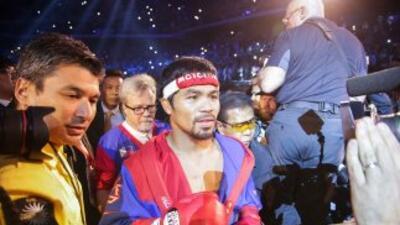 Manny Pacquiao acusado de fraude fiscal.