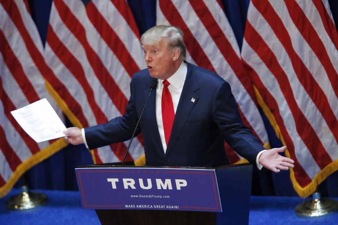 En fotos: Los 21 momentos hispanos de la campaña presidencial GettyImage...