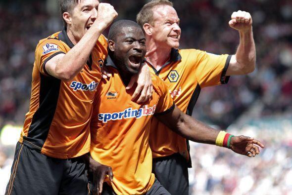 Finalmente, el Wolverhampton fue el equipo que por un solo punto logró l...