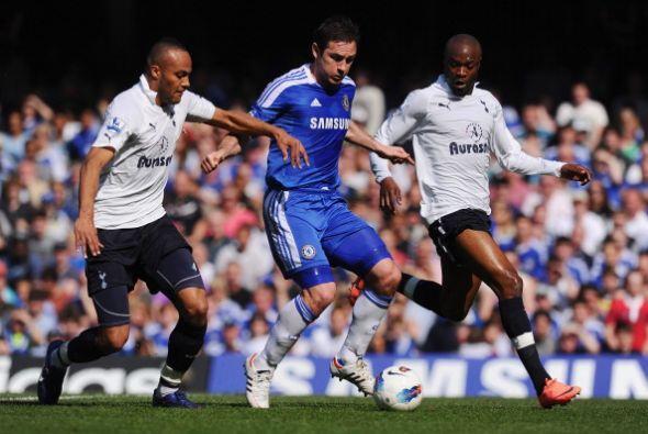 Chelsea recibió al Tottenham en un partido con mucha historia.