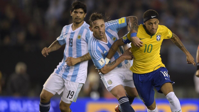 Argentina y Brasil no han iniciado bien la eliminatoria de la Conmebol.