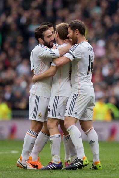 El partido terminó y el Real Madrid sigue liderando.