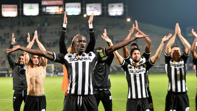 El Angers celebra un nuevo triunfo en Francia