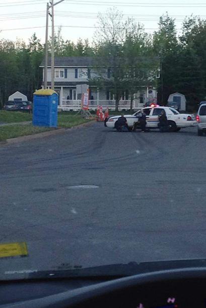 La Policía Montada de Canadá advirtió  a los residentes del barrio de Mo...