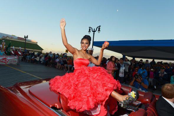 Miss New York Nina Davuluri