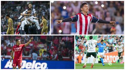 Lo mejor de la fecha seis del Clausura 2017