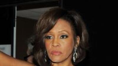 Whitney Houston murió, según las versiones oficiales, de una sobredosis...