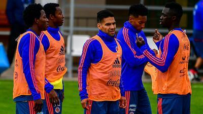 Colombia, a sacar la cara por los equipos de Sudamérica durante su debut en Rusia 2018