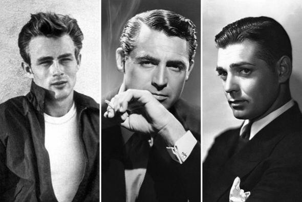 James Dean, Cary Grant y Clark Gable están entre los galanes que robaron...
