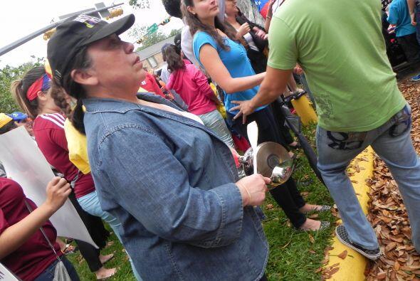 Venezolanos marcharon en Houston
