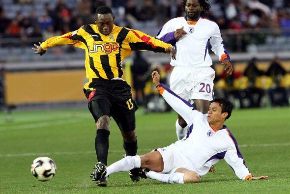 El Sarpissa de Costa Rica consiguió el tercer puesto, venció al Al Ittih...