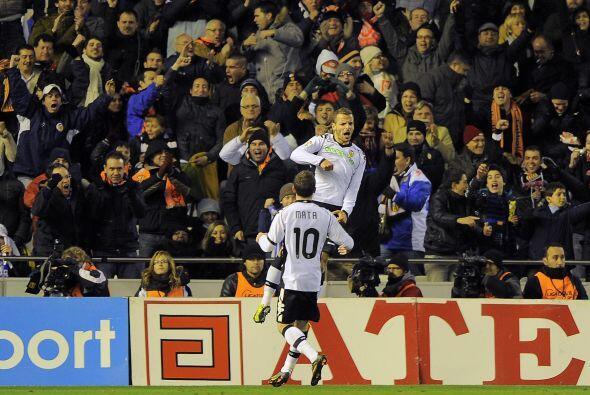 Soldado volvió a empatar el partido y después el Málaga se quedó con nue...