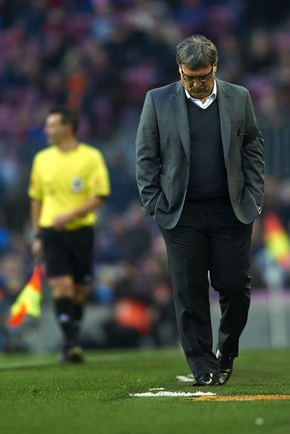 El Barcelona cayó  ante valencia en el Camp Nou  para fin a una r...