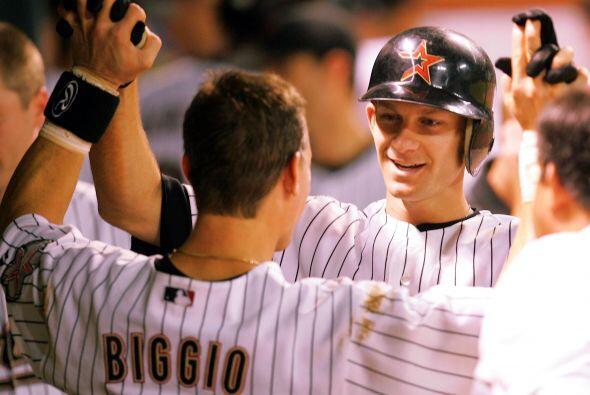 El ex jugador de los Astros se convierte en el primer jugador de ese equ...