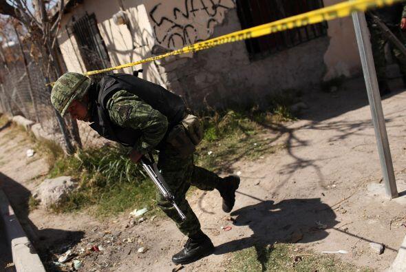 Un balance de todo México señala 28 mil muertos desde el 2...