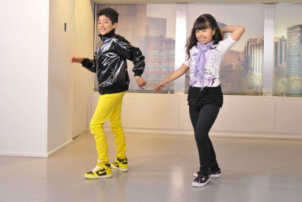 Jerry e Ylenia bailaron en Despierta América