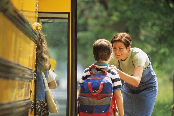 Agosto marca el momento en que la mayoría de los niños regresan a la esc...