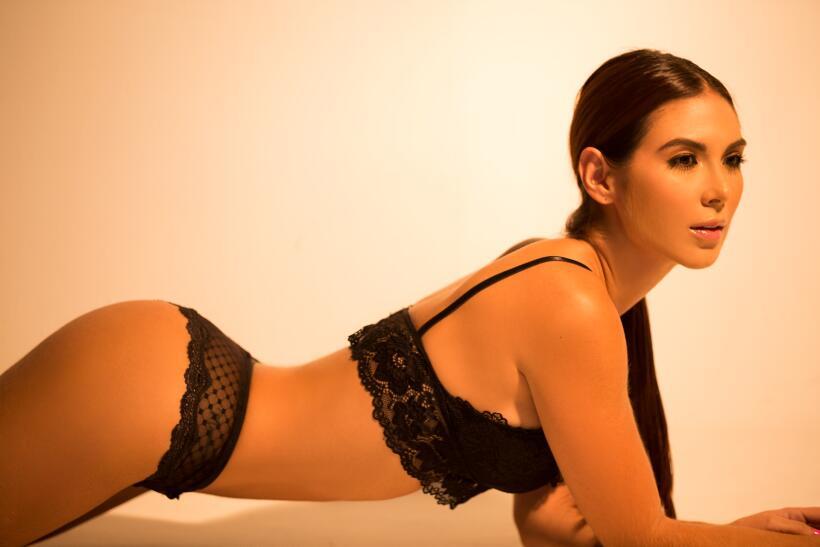 Entre el boxeo y el yoga, así se mantiene la espectacular Melissa Moncad...