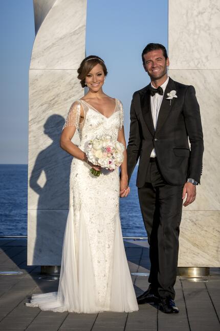 Satcha Pretto boda