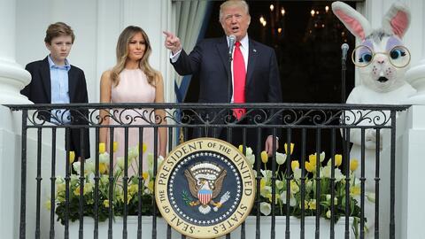 ¿Cuál es el balance de los primeros 100 días de Donald Trump en la presi...