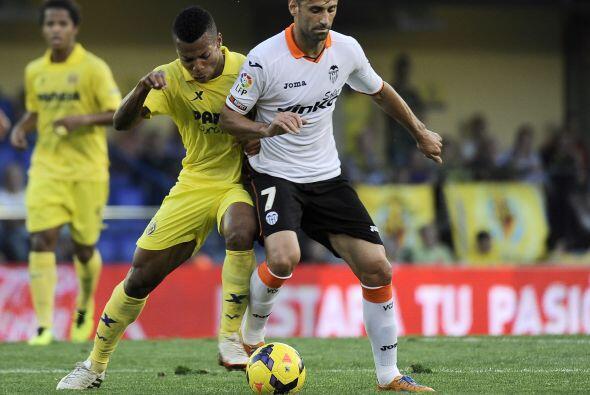 Aún vino el gol del descuento, logrado por Ricardo Costa.