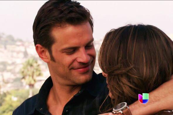 ¡Qué acarameladitos están Mateo y Abigail!