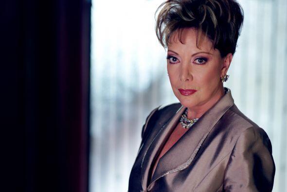 """Jacqueline Andere se convirtió en """"Alba"""" en esta telenovela clásica."""