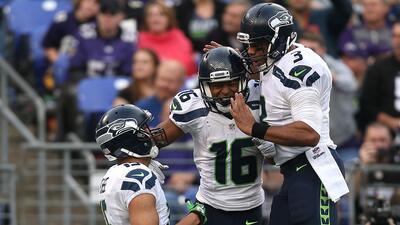 Seahawks 35-6 Ravens: Seattle le gana el vuelo a Baltimore (video)