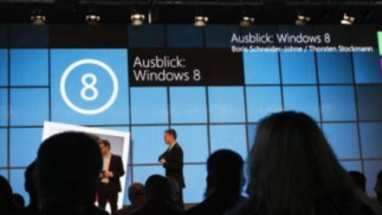 La entrega de la versión definitiva de Windows 8 tiene como finalidad da...