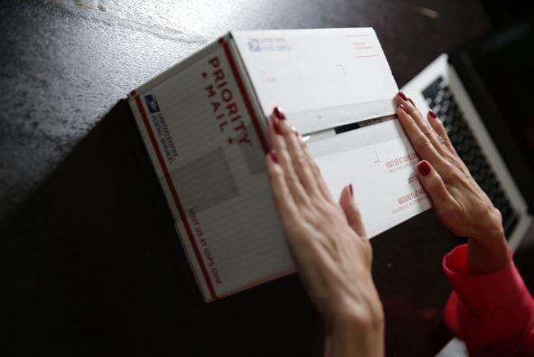 Y lo mejor es que no tengo que salir de casa para enviar un paquete.   S...