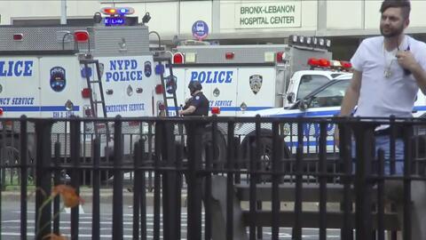 Un hombre abrió fuego este viernes dentro del hospital Bronx-Leba...