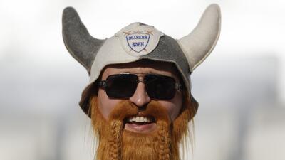 Los vikingos de Islandia se encuentran con la fiesta de Nigeria en el Mundial de Rusia