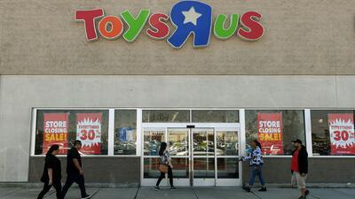 Toys R Us cierra todas sus tiendas en EEUU poniendo fin a un negocio de 70 años