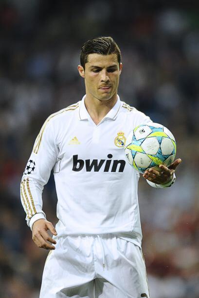 Sin embargo, se veía tranquilo y con el deseo de lograr más goles.