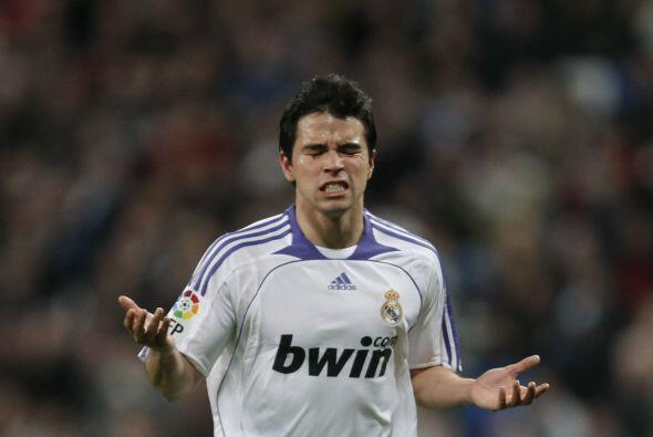Javier Saviola no tuvo suerte con el Real Madrid, primero por su pasado...