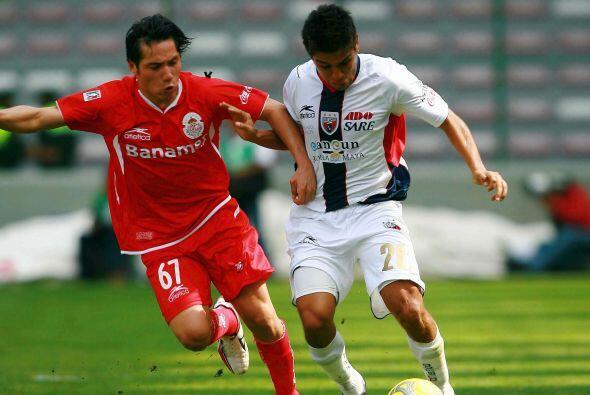 En ese mismo año el Toluca no paso del empate ante Atlante, los Diablos...