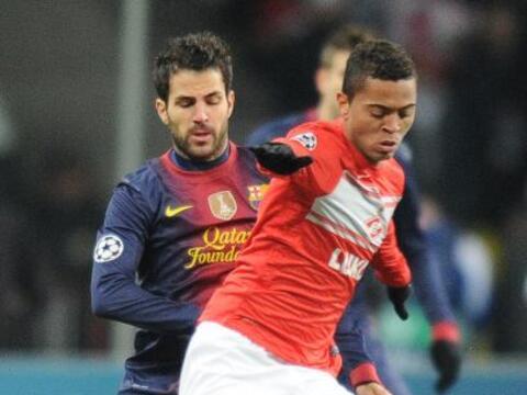 Barcelona se metió al frío ruso para encarar su duelo de l...
