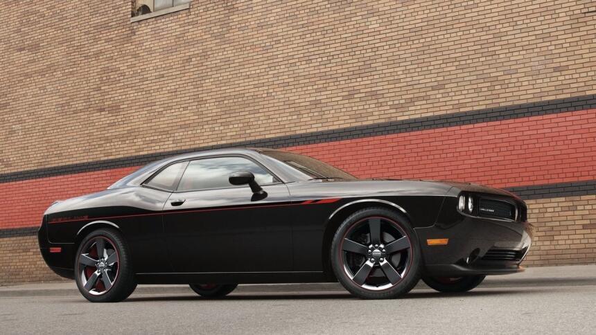 Estos son los autos con el mayor índice de mortalidad en EEUU Dodge-Chal...
