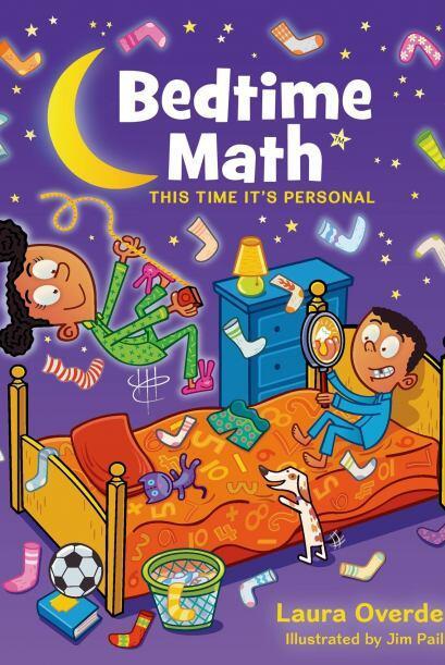 BEDTIME MATH: La misión: hacer de las matemáticas una parte divertida de...