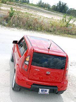 A pesar de ser un vehículo compacto es amplio y cómodo para sus pasajeros.