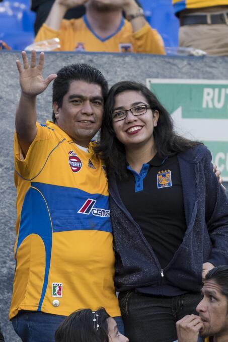 La afición de Tigres: Entre las más fieles de México 002 T Vancouver MxS...