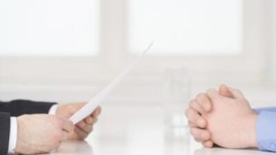 Muchas de las cosas que nos han dicho sobre la entrevista de trabajo pod...