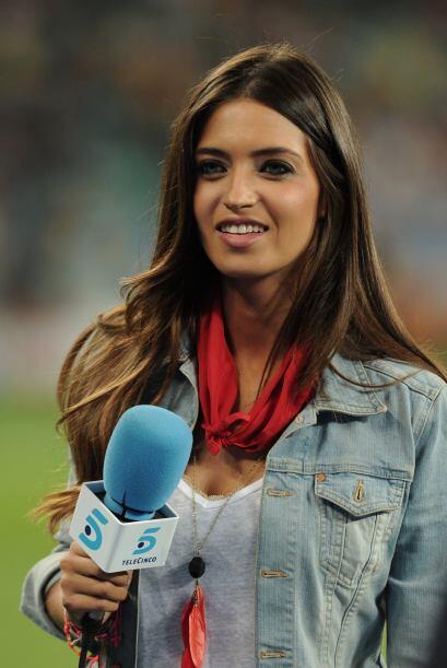 Sara Carbonero es una reconocida periodista española.