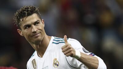 La emotiva carta de despedida de Ronaldo al Real Madrid y sus aficionados
