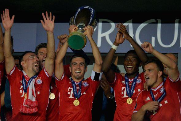 El Real Madrid y el Sevilla buscan llevarse el trofeo que hace un año le...
